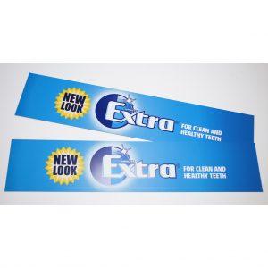 Wrigley's Extra PVC