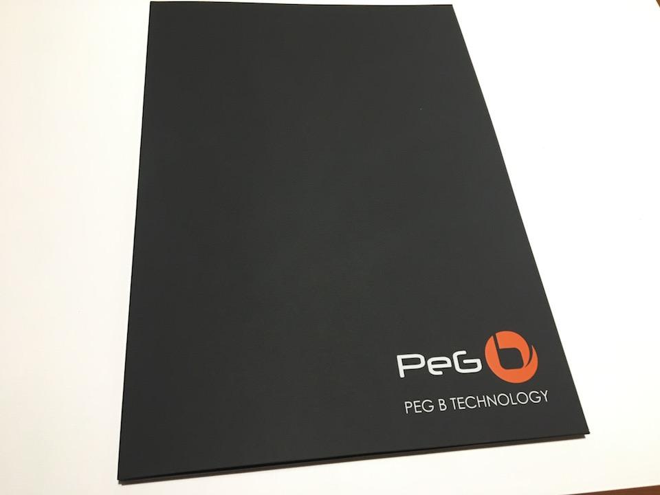 Black Plike Folder