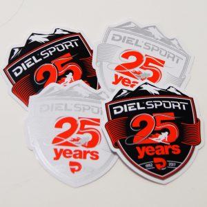 PVC Foil Stickers