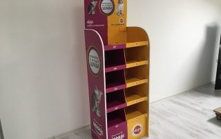 Whiskas Pedigree Floor Display