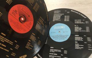 Menu Vinyl Records